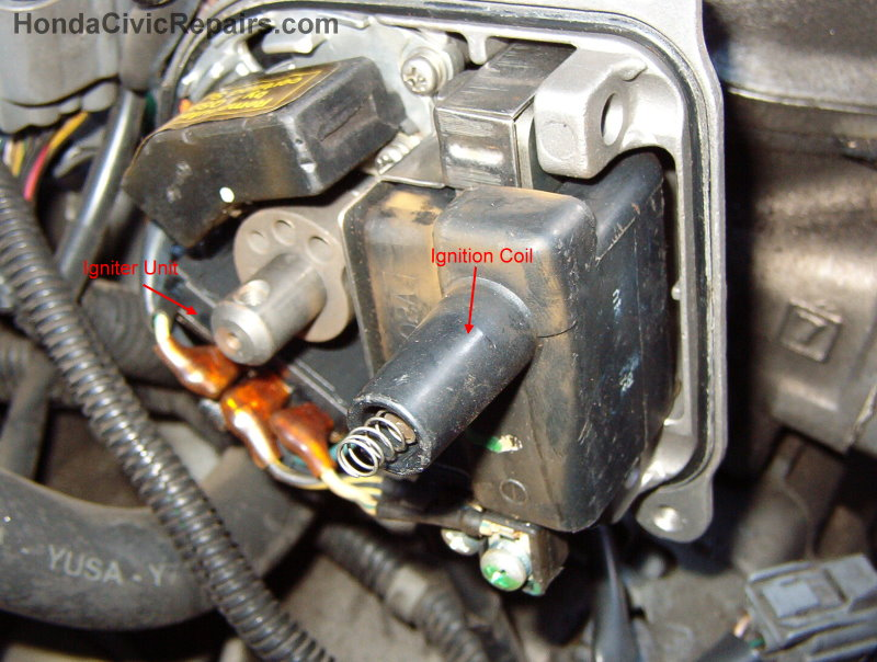2000 Honda Civic Distributor Wiring Diagram : Honda civic obd wiring diagram free engine image