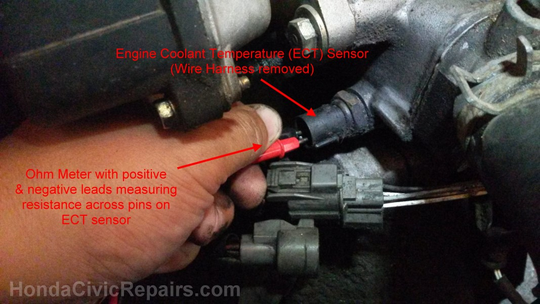 engine coolant temp sensor