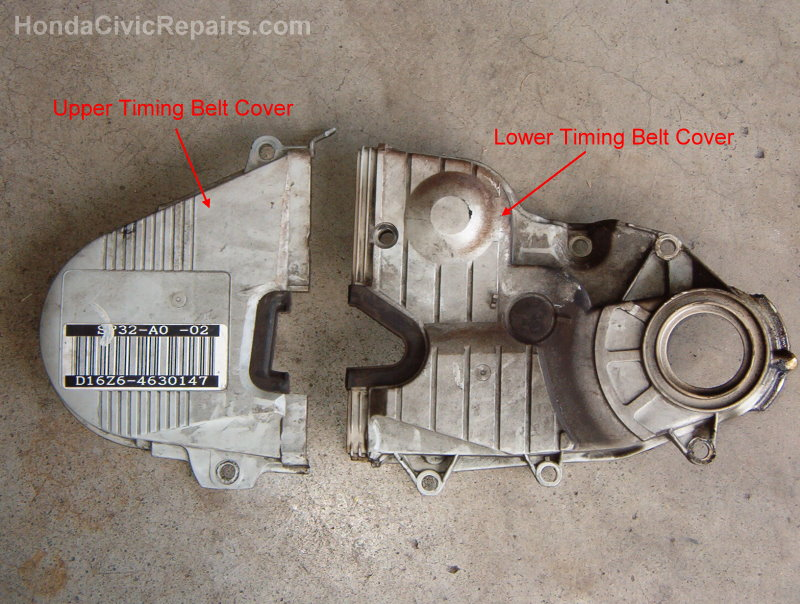 Timing Belt Covers